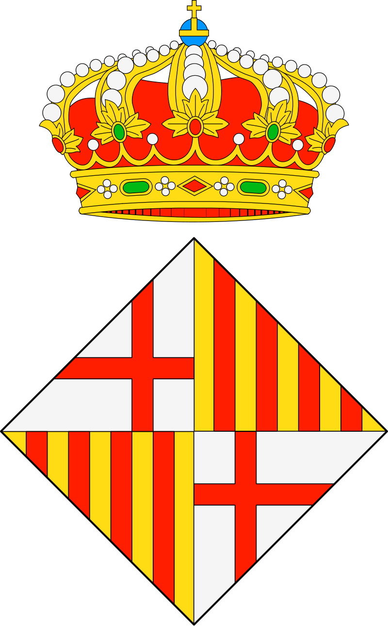 ГербБарселоны